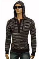 EMPORIO ARMANI Button Up Hoodie #66