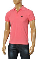 EMPORIO ARMANI Men's Polo Shirt #165