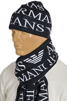 ARMANI JEANS Men's Hat/Scarf Set #107