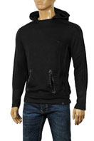 EMPORIO ARMANI Cotton Hoodie Sweater #126