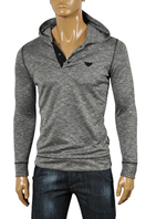EMPORIO ARMANI Men's Hooded Sweater #144