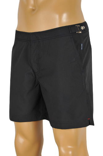 ARMANI JEANS Swim Shorts For Men In Navy Blue #124
