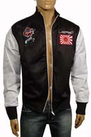 Ed Hardy by Christian Audigier Zip Jacket, Winter Collection #7