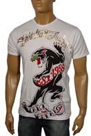 CHRISTIAN AUDIGIER Multi Print Short Sleeve Tee #20
