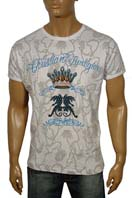 CHRISTIAN AUDIGIER Multi Print Short Sleeve Tee #22