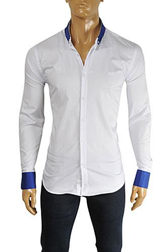 HUGO BOSS Men's Dress Shirt In White #55