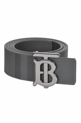 BURBERRY men's reversible leather belt 71