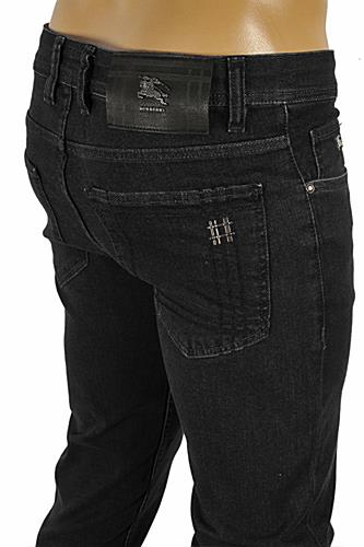 BURBERRY Men's Slim Fit/Skinny Legs Jeans, In Black #14