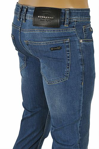 BURBERRY Men's Slim Fit/Skinny Legs Jeans In Blue #15