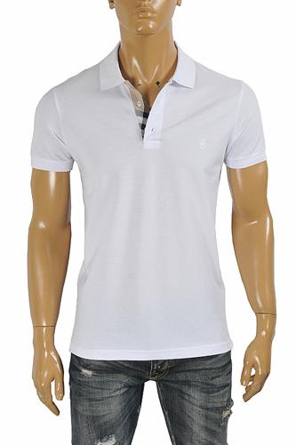 BURBERRY Men's Polo Shirt 277