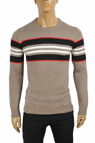BURBERRY men's round neck sweater 269
