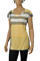 BURBERRY Ladies Short Sleeve Top #95