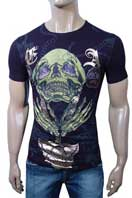 CHRISTIAN AUDIGIER Multi Print Short Sleeve Tee #59