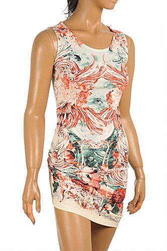 ROBERTO CAVALLI Sleeveless Dress #362