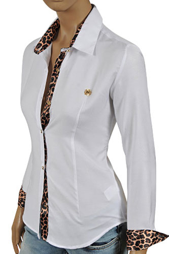 ROBERTO CAVALLI Ladies' Dress Shirt #260