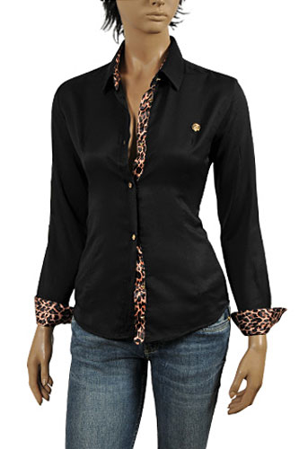 ROBERTO CAVALLI Ladies' Dress Shirt #261