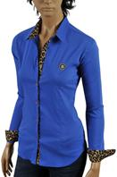 ROBERTO CAVALLI Ladies' Dress Shirt #318
