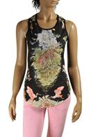 ROBERTO CAVALLI Ladies Sleeveless Top #143