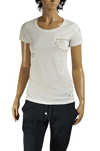 ROBERTO CAVALLI Ladies Short Sleeve Top #160
