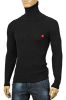 DSQUARED Men's Turtle Neck Knitted Sweater #5