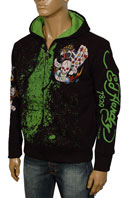 ED HARDY Cotton Hoodie, 2012 Winter Collection #4