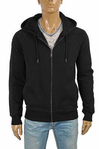 FENDI FF men's cotton hooded jacket 11