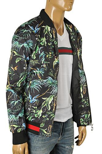 GUCCI Men's Zip Up Jacket #149