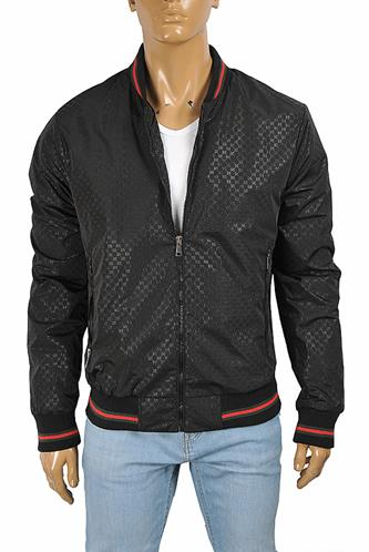 GUCCI men's GG bomber jacket 178