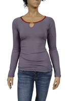 GUCCI Ladies Long Sleeve Top #125