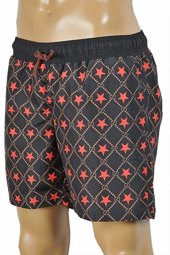 GUCCI GG Printed Swim Shorts for Men 96