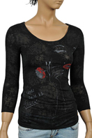GUCCI Ladies Long Sleeve Top #261