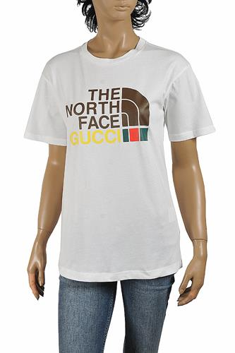 The North Face x Gucci X Cotton T-Shirt 293