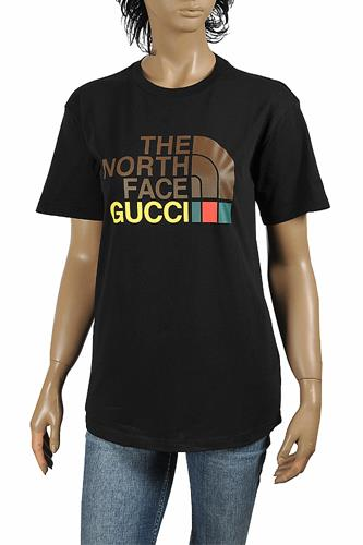 The North Face x Gucci X Cotton T-Shirt 294