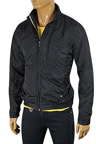 mens designer clothes hugo boss mens zip jacket 53