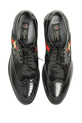 gucci men formal shoes
