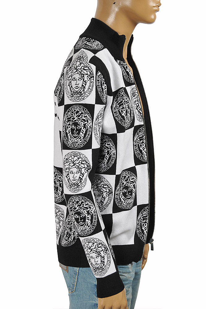 Mens Designer Clothes | VERSACE men's bomber jacket 29