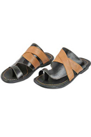Today Fashion Mens Leather Sandals #203