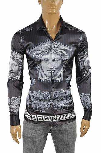 VERSACE Medusa Men's Dress Shirt 176