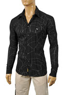 ARMANI JEANS Men's Dress Shirt #168