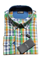 ARMANI JEANS Men's Dress Shirt #216