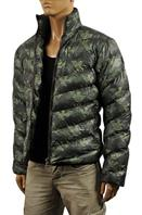 ARMANI JEANS Men's Winter Warm Jacket #123