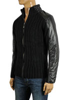 EMPORIO ARMANI Men's Knit Warm Jacket #91
