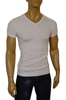 EMPORIO ARMANI Mens V-Neck Short Sleeve Tee #56