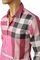 BURBERRY Men's Dress Shirt #4