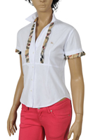 BURBERRY Ladies Button Up Shirt #57