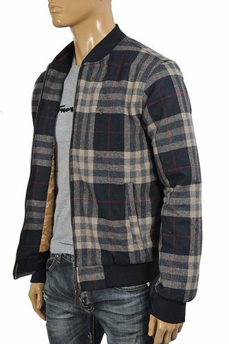 BURBERRY men's bomber warm jacket 54