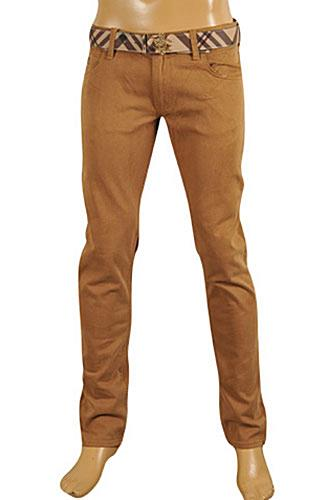 BURBERRY Men's Classic Jeans #12