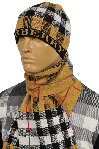 acb0a8f1444 ... new zealand burberry mens hat scarf set 117 27c6f b253a