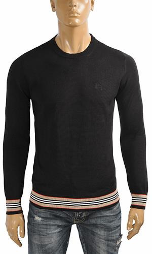 BURBERRY men's round neck sweater 261