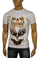 CHRISTIAN AUDIGIER Short Sleeve T-Shirt #8